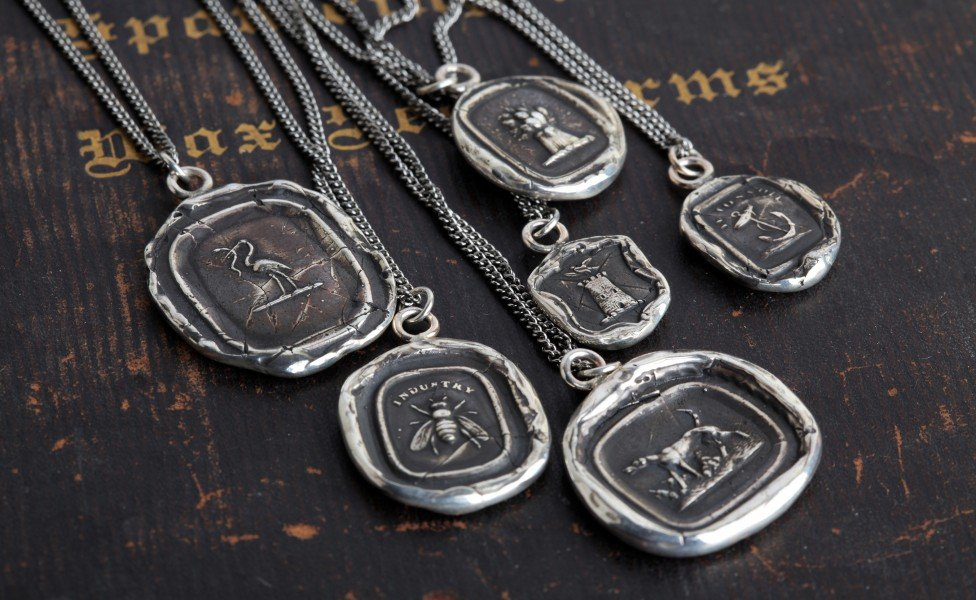 Symbolic personal talisman jewellery designed to inspire (unisex)